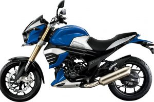 Mahindra Mojo XT300 Blue Colour Launched, Price Unchanged