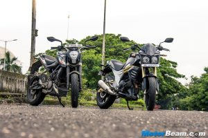 Mahindra Mojo vs KTM Duke 200 Review