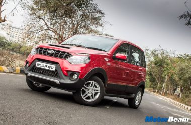 Mahindra NuvoSport Review Test Drive