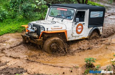 Mahindra Off-Road Academy Experience – Learning 4×4