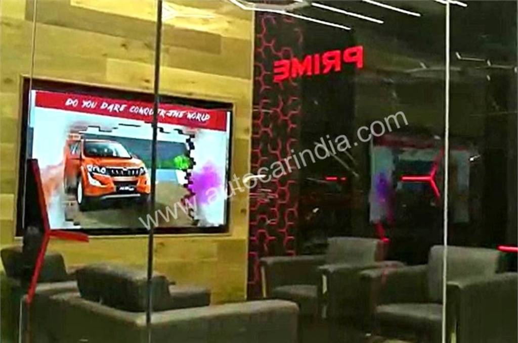 Mahindra Prime Zone Features