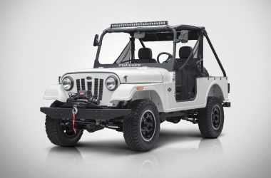 Mahindra ROXOR Unveiled In The US, Thar Based Off-Roader