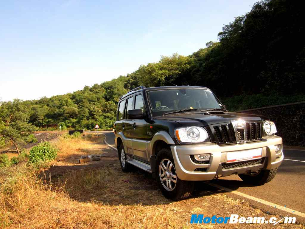 Mahindra Scorpio long term