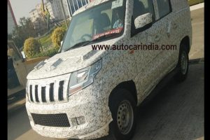 Mahindra TUV Long Wheelbase