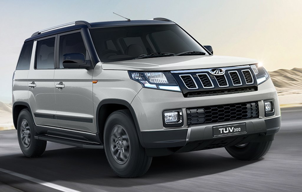 Mahindra TUV300 Facelift Price