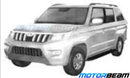 Mahindra TUV300 Plus Facelift