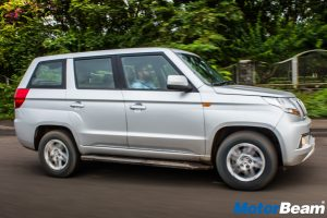 Mahindra TUV300 Plus Hindi Video