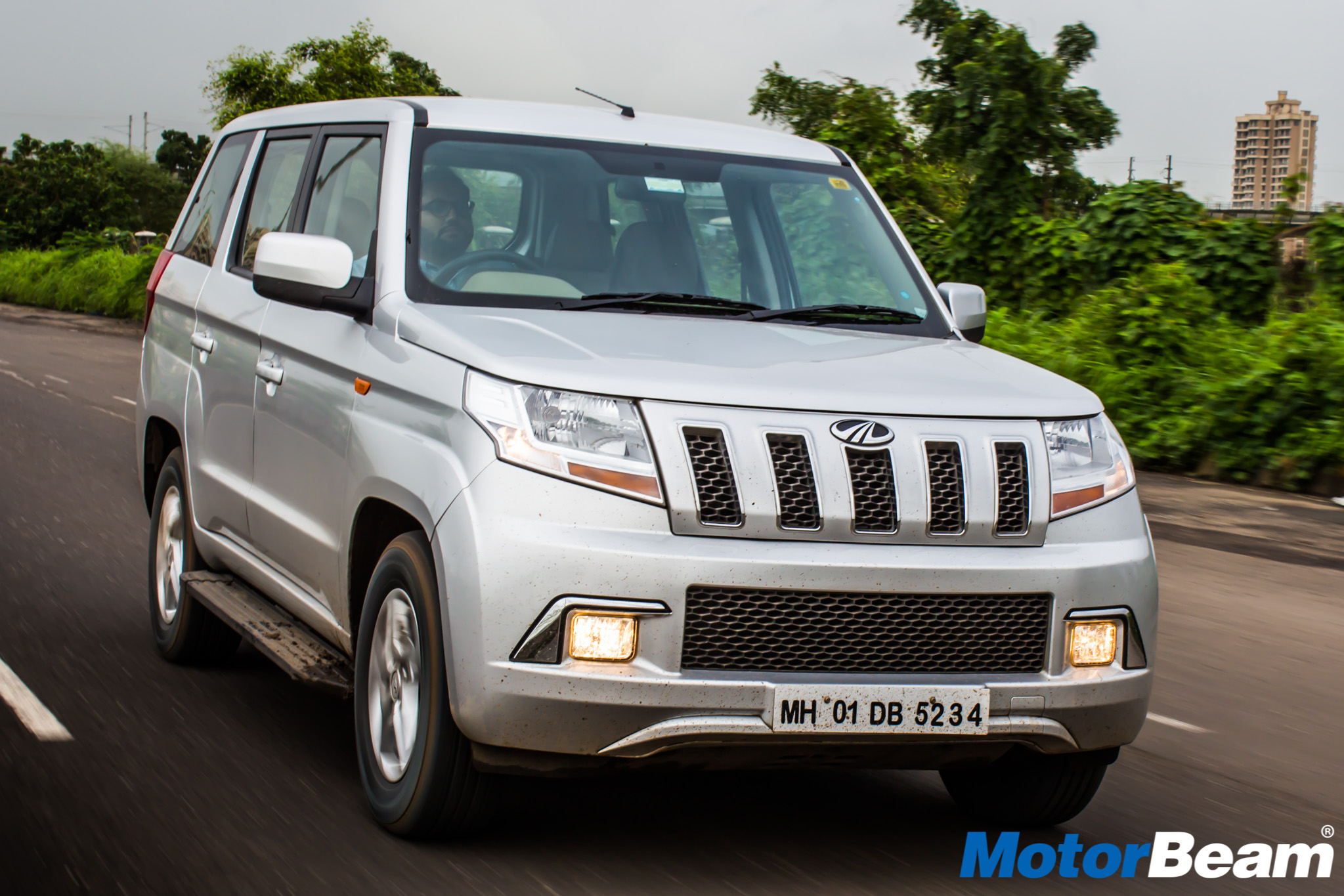 Mahindra TUV300 Plus Review Test Drive