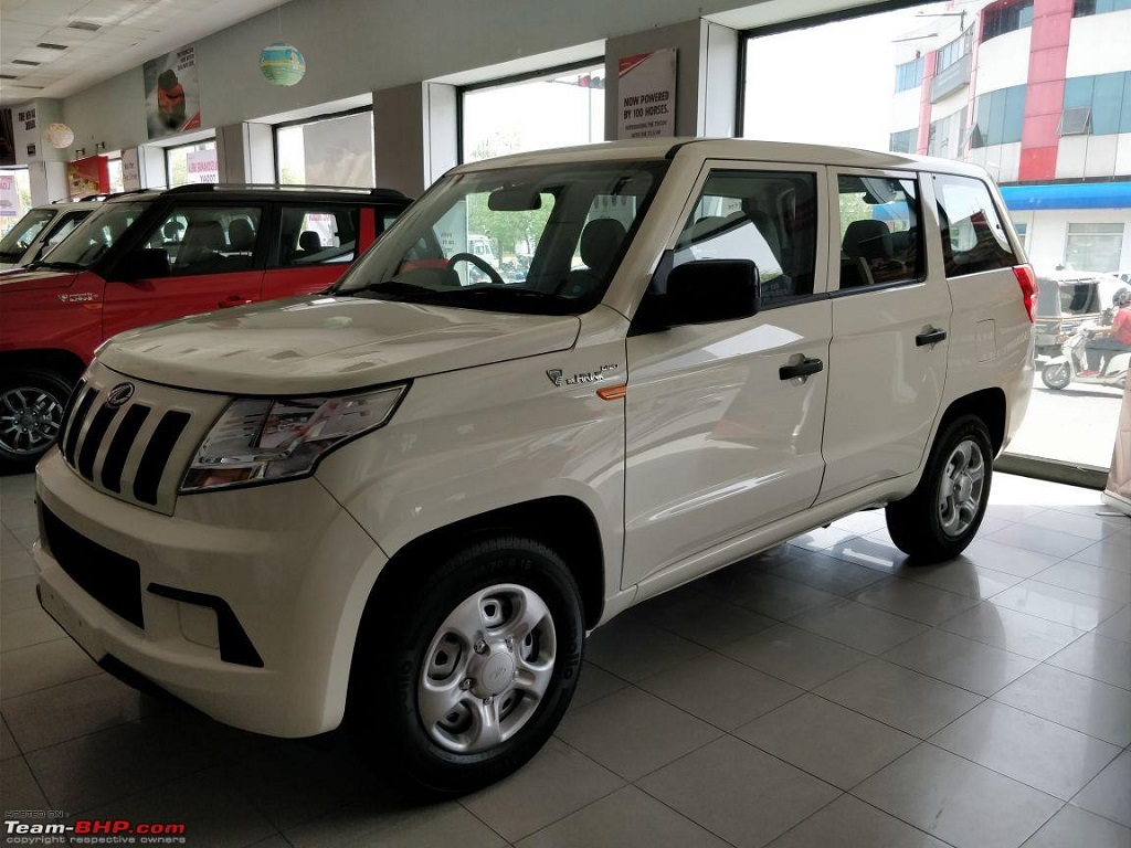 Mahindra TUV300 Plus Specifications