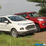 Mahindra TUV300 vs Ford EcoSport Video