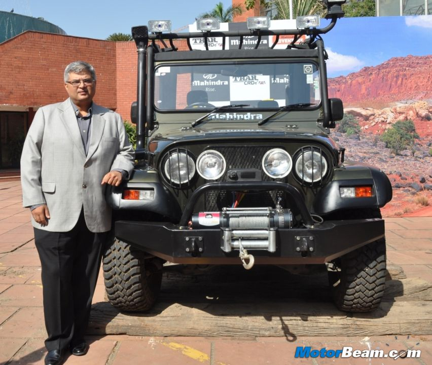 Mahindra Thar AC Launch