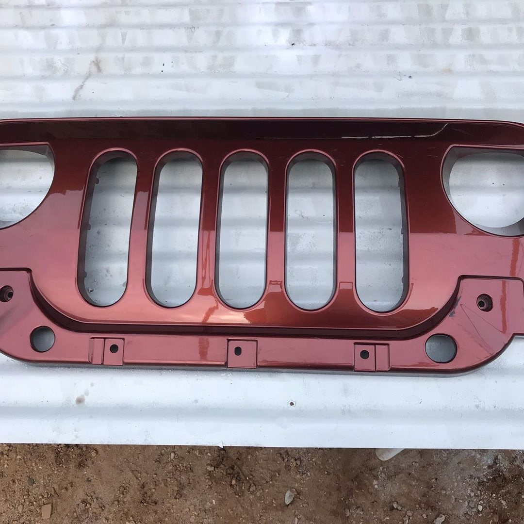Mahindra Thar Aftermarket Grille Front