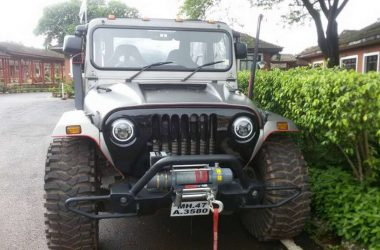 Mahindra Thar Daybreak Edition Modifications Cost Rs. 11.1 Lakhs