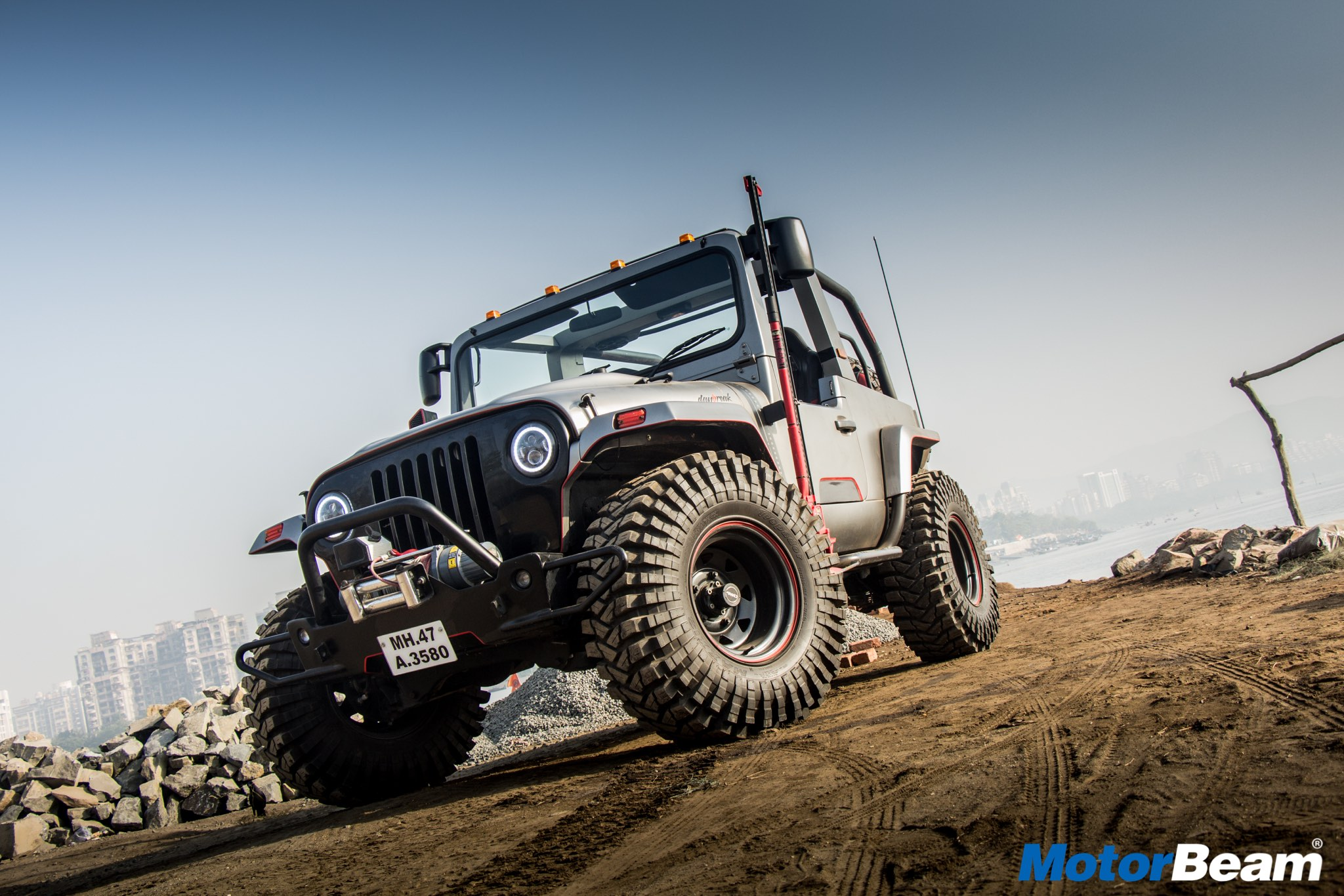 Mahindra Thar Daybreak Review