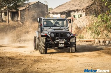 Mahindra Thar Daybreak Test Drive Review