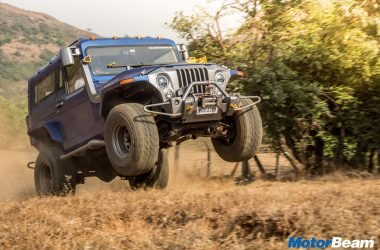 Mahindra Thar Wanderlust Test Drive Review