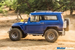 Mahindra Thar Wanderlust Video Review