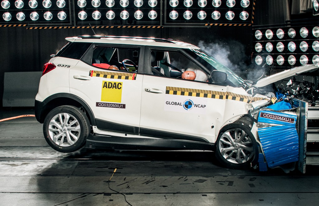 Mahindra XUV300 Global NCAP