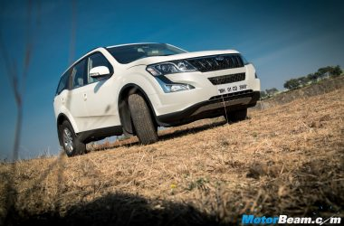 All 6 Airbags Failed In Mahindra XUV500