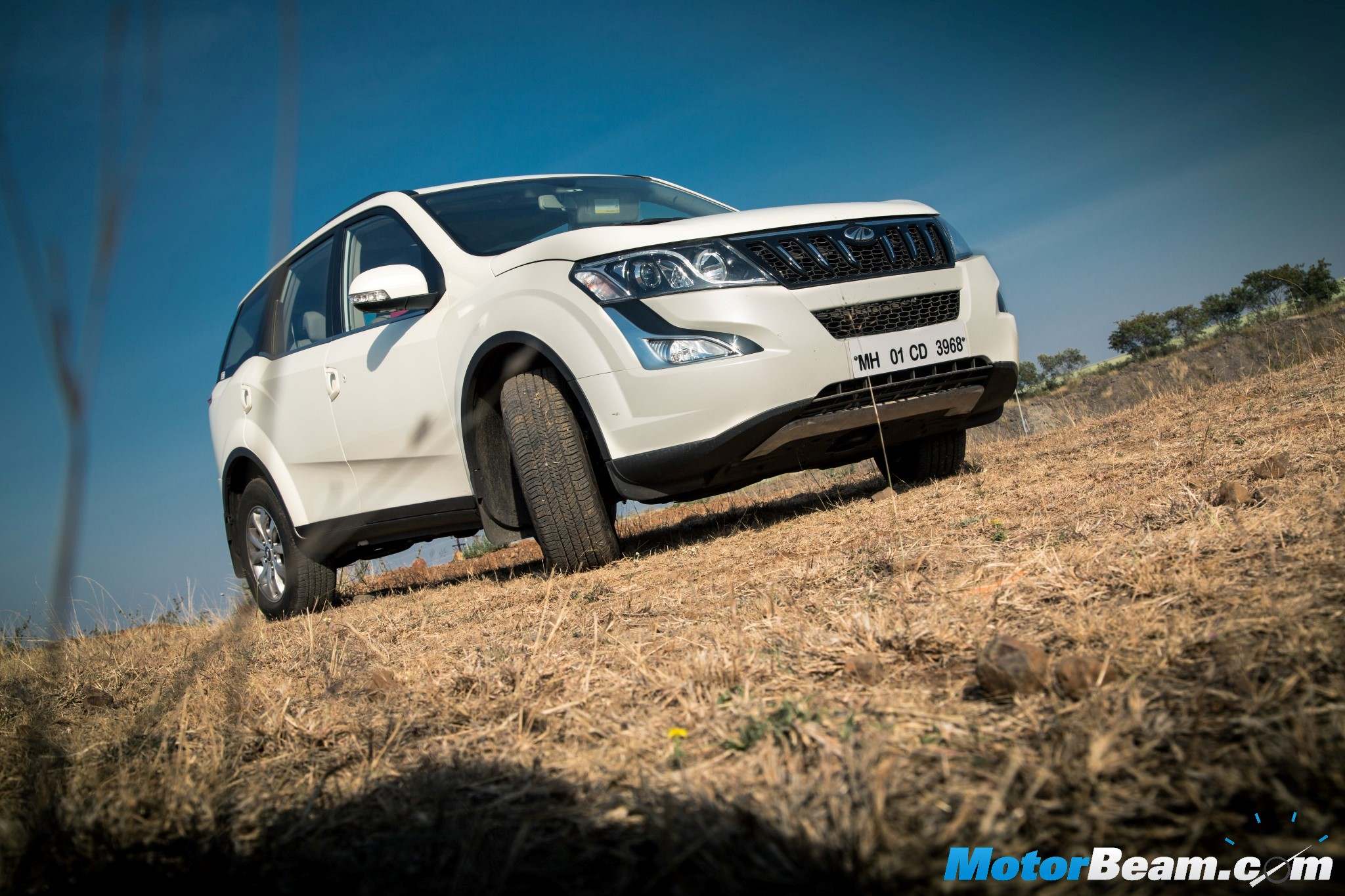 Mahindra XUV500 Automatic Test Drive Review