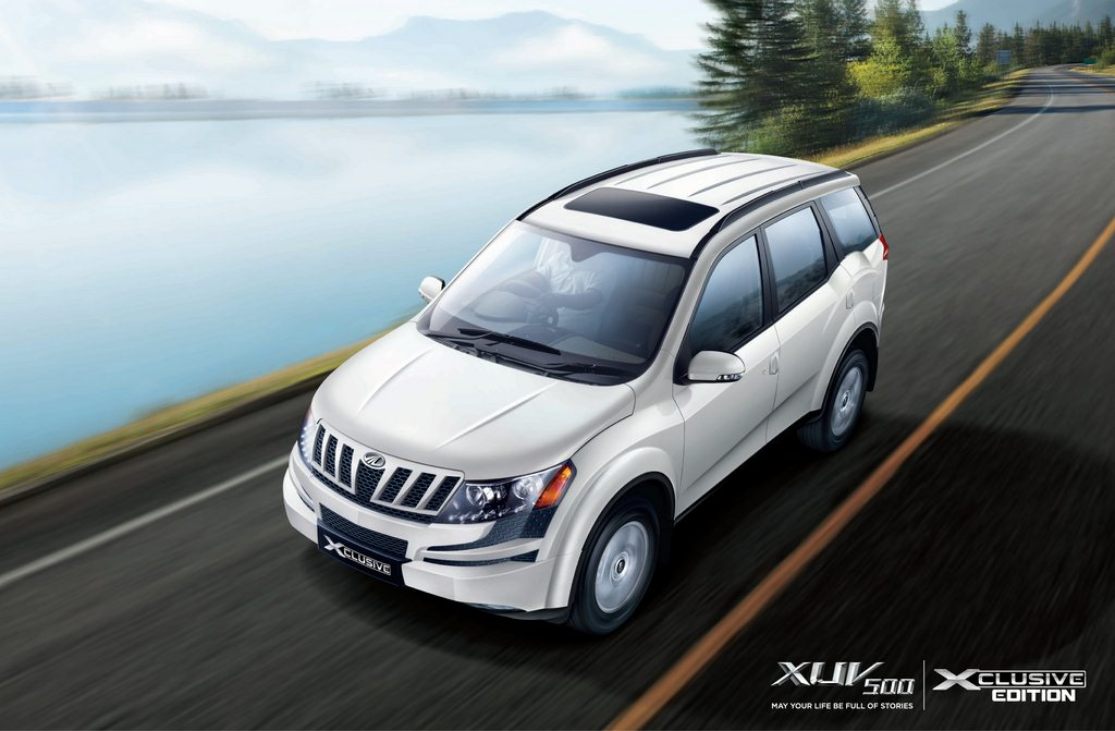 Mahindra XUV500 Limited Edition