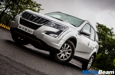 Mahindra XUV500 Petrol Review
