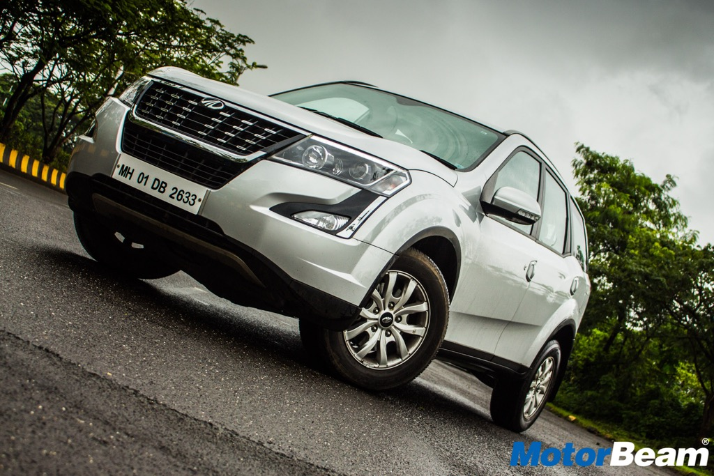 Mahindra XUV500 Petrol Video Review