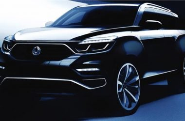 Mahindra Y400 SUV Sketches Revealed, Launch In Late 2017
