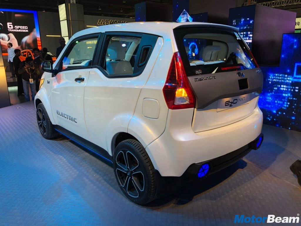 Mahindra e2o NXT Specifications