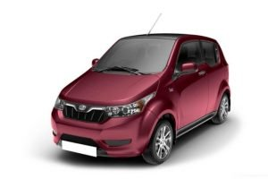 Mahindra e2o Plus Red