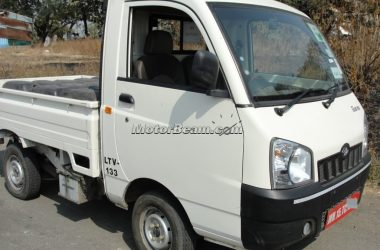 Mahindra Developing MPV On Maxximo Platform