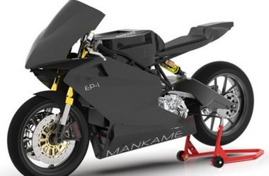 Mankame EP-1 Is 250 km/hr, 500 Km Range Electric Bike From India