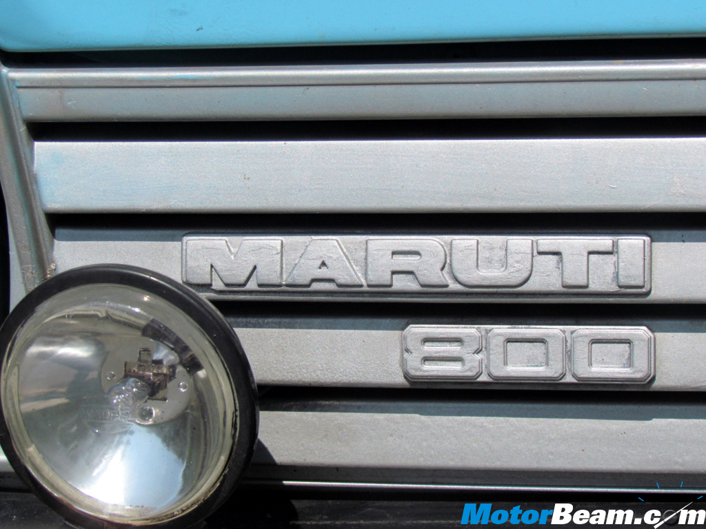 The Original 1984 Maruti 800 Review