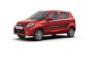 Maruti Alto 800 BS6 Side