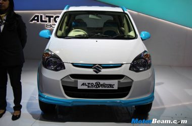Maruti To Launch Alto 800 Diesel By December 2015