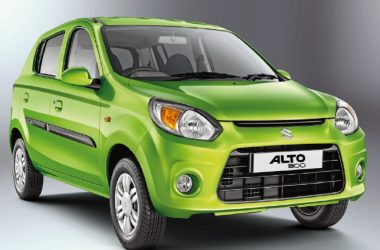 Maruti Alto 800 Facelift Launched, Priced From Rs. 2.49 Lakhs