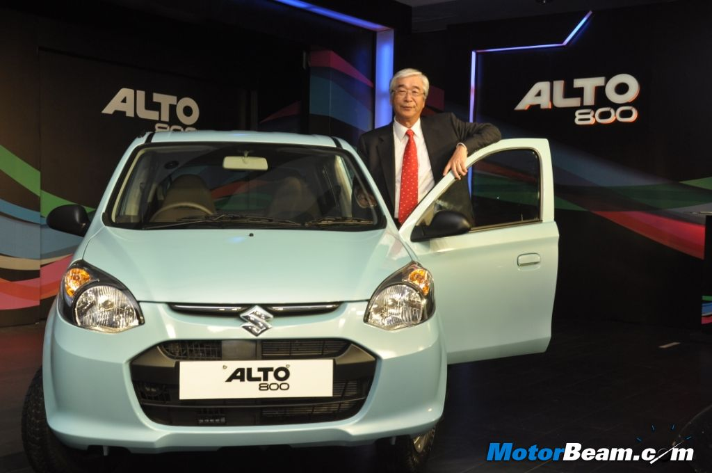 Maruti Alto 800 Pricing