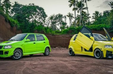 Maruti Alto Modified India