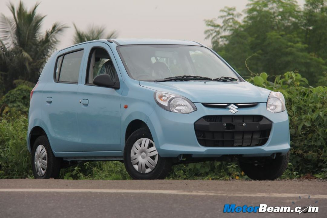 Maruti Alto Review