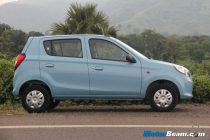 Maruti Alto Specifications