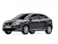 Maruti Baleno Grey Price