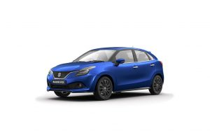 Maruti Baleno RS Blue