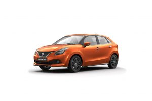 Maruti Baleno RS Orange Review