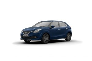 Maruti Baleno RS Ray Blue