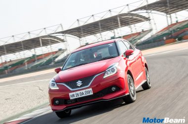 Maruti Baleno RS Test Drive Review