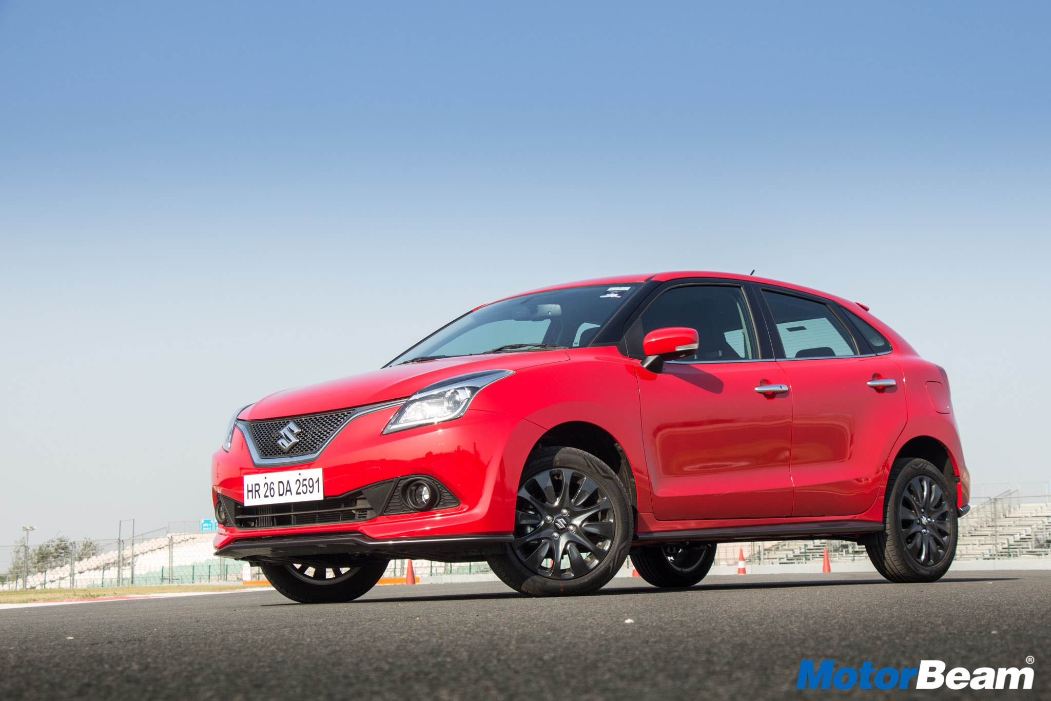 Maruti Baleno RS Review