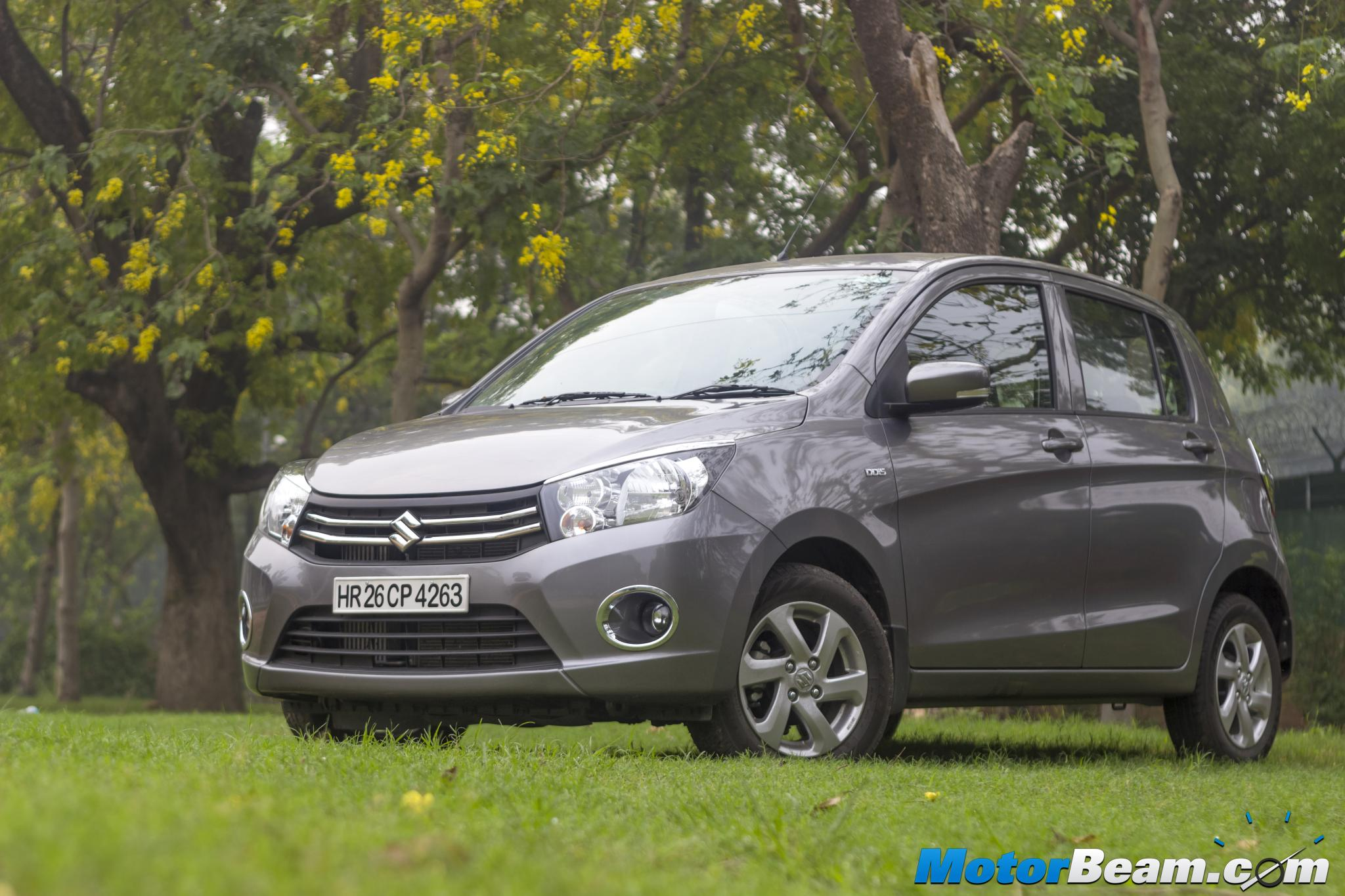 Maruti Celerio Diesel Test Drive Review
