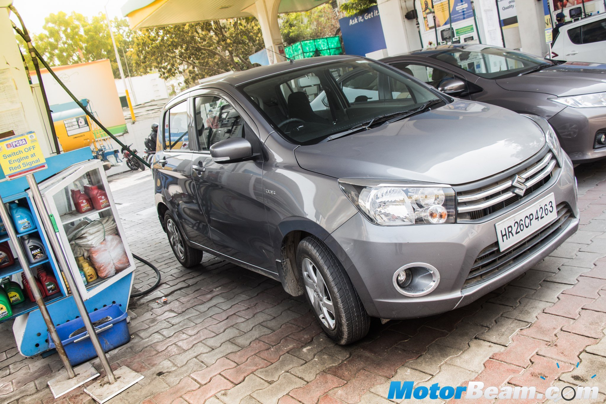 Maruti Celerio Long Term Fuel Efficiency