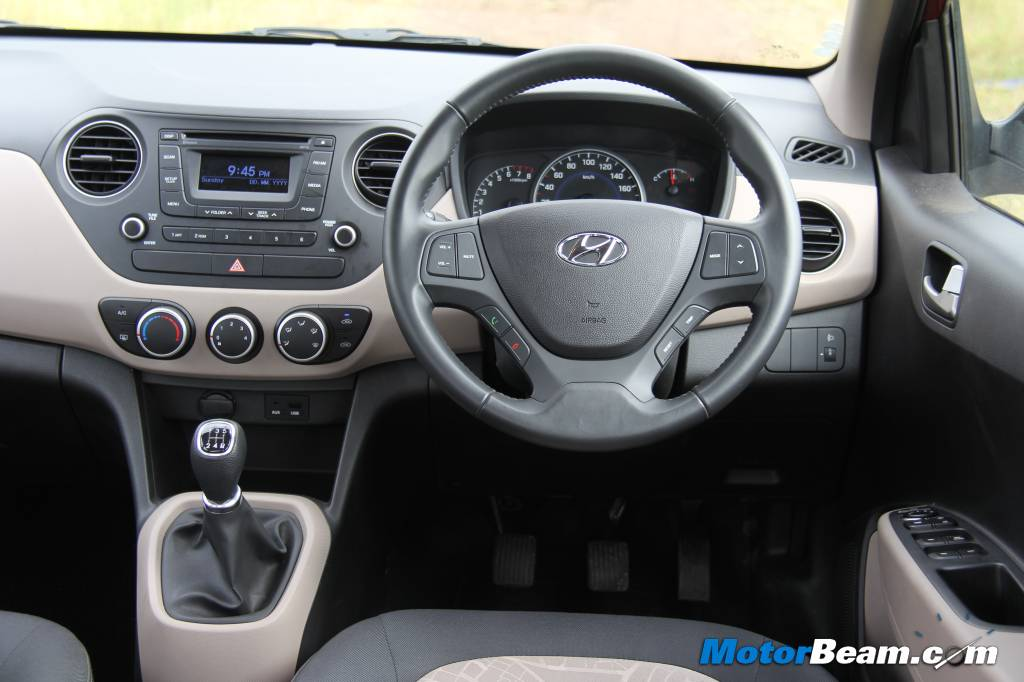 Maruti Celerio vs Hyundai Grand i10 Interiors