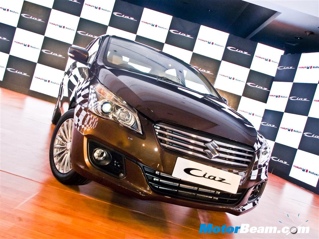 Maruti Ciaz Launch